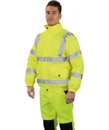 Cloton Pilotjack HiVis geel 1